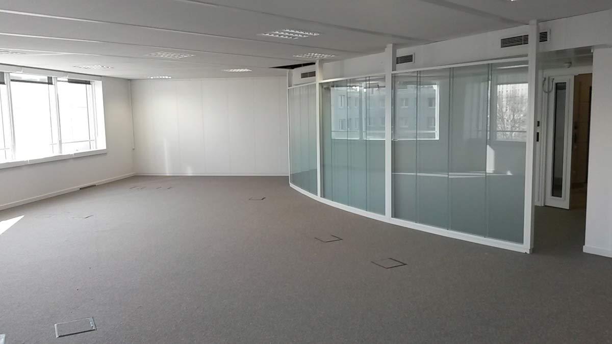 tout travaux Locaux tertiaire 530 m2